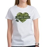 Army mom Women's T-Shirt