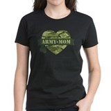 Army mother Women's Dark T-Shirt