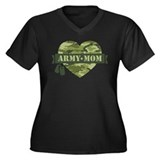 Army mom Plus Size
