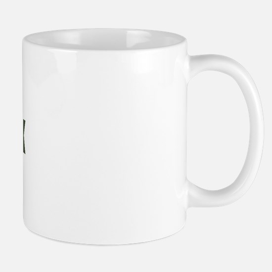 Camo Heart Army Baby Mug