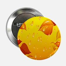 """Autumn Mood 2.25"""" Button"""