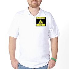 Biohazard hot zone T-Shirt