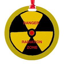 Radiation zone Ornament