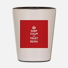 Trust Silvia Shot Glass