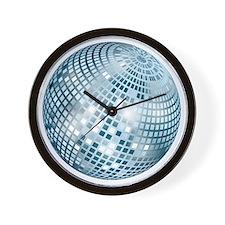 Disco Ball / Mirror Ball / Glitter Ball Wall Clock