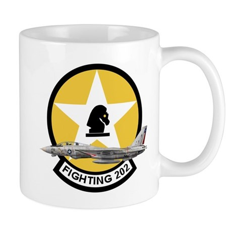 VF-202 Superheats Mug