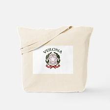 Verona, Italy Coat of Arms Tote Bag