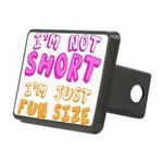 I'm Not Short I'm Just Fun Size Hitch Cover