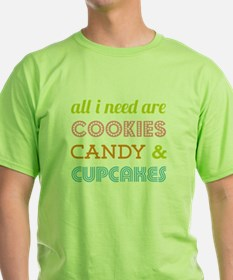 Cookies Candy T-Shirt