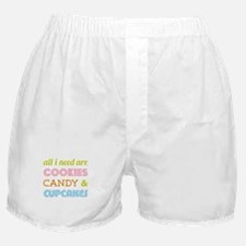 Cookies Candy Boxer Shorts