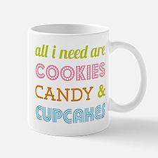 Cookies Candy Mug
