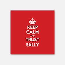 Trust Sally Sticker