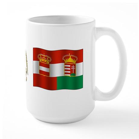Austrohungarian empire coffee Mugs