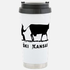 Ski Kansas Travel Mug