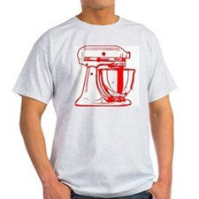 Retro Red Mixer T-Shirt