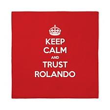 Trust Rolando Queen Duvet
