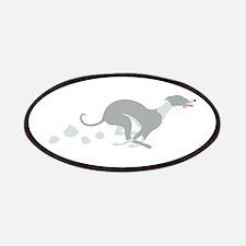 Greyhound Patches