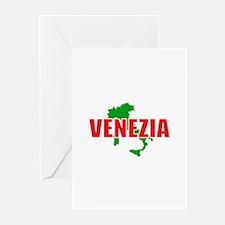 Venezia, Italia Greeting Cards (Pk of 10)
