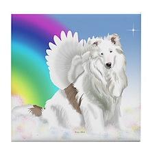 Casper the Angel Tile Coaster