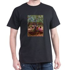 Girdners Tree Car T-Shirt