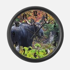 Bull From Fight 2 Large Wall Clock
