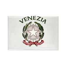 Venezia, Italia Coat of Arms Rectangle Magnet