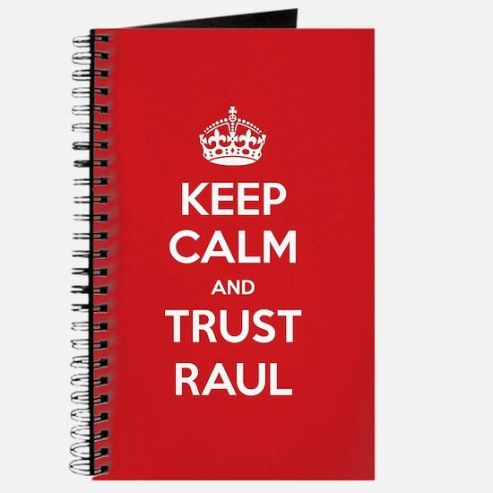 Trust Raul Journal