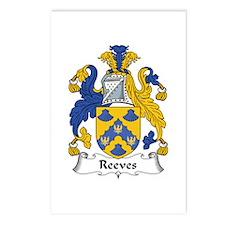 Reeves Postcards (Package of 8)