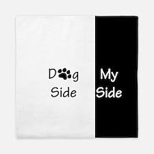 Dog Side My Side Bedding Dog Side My Side Duvet Covers