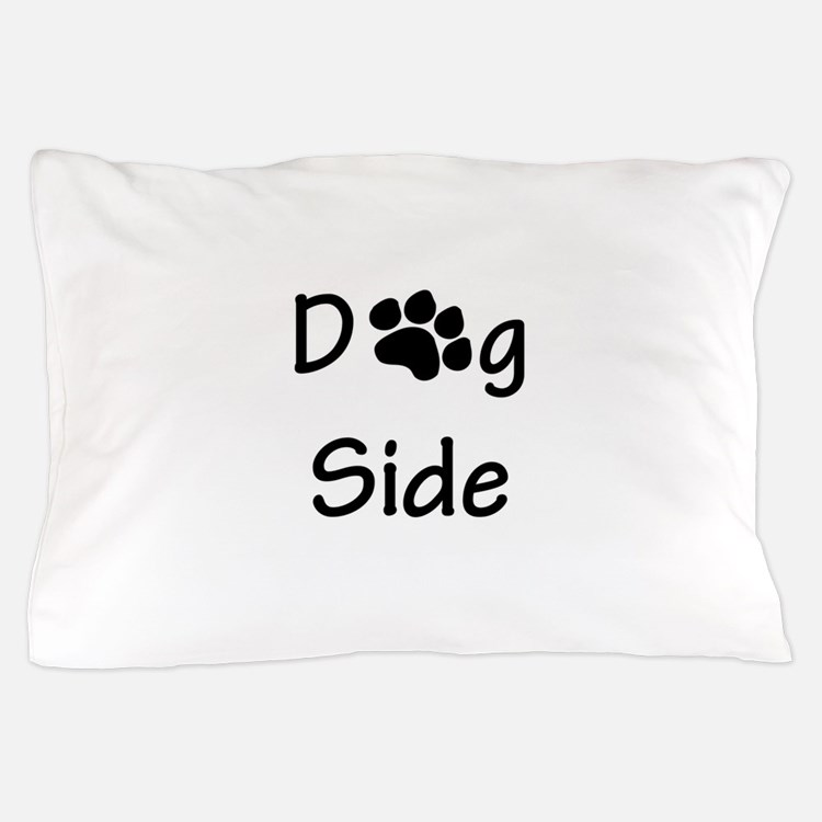 Dog Side Pillow Case