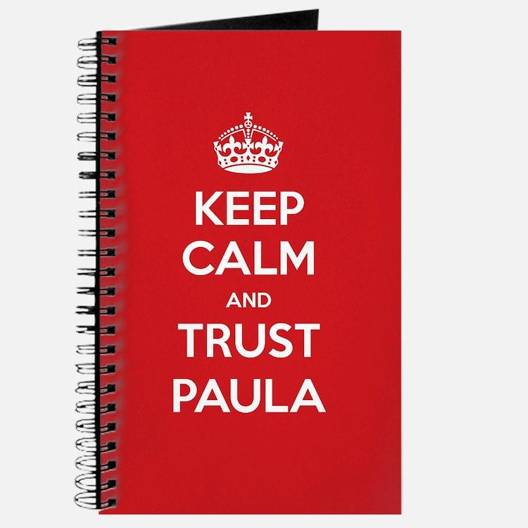 Trust Paula Journal