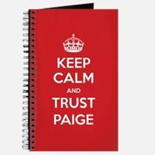 Trust Paige Journal