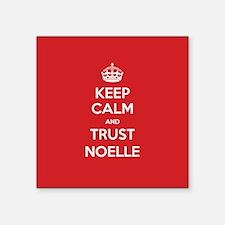 Trust Noelle Sticker