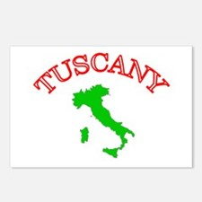 Tuscany, Italy Postcards (Package of 8)