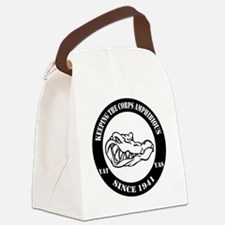 Since 1941 w/ White lettering and Canvas Lunch Bag