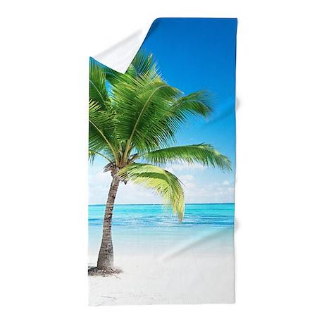 Beautiful Beach Beach Towel