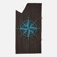 Nautical Beach Towel