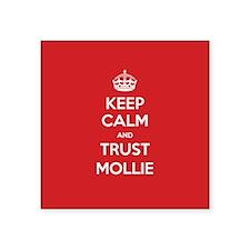 Trust Mollie Sticker