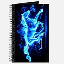 Flamed Horse Journal