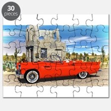 Bird In The Desert Puzzle