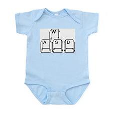 wasd.jpg Infant Bodysuit