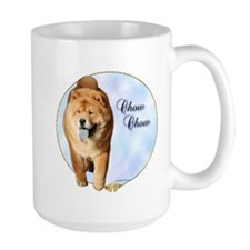 Chow Portrait Mug