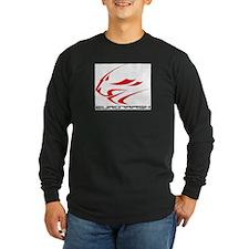 Eurotrash Lion Long Sleeve T-Shirt