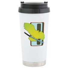 Cute Falcons Travel Mug