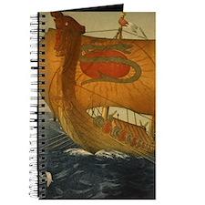 Viking Ship Journal