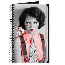 Clara Bow Gotta Love An It Girl Journal
