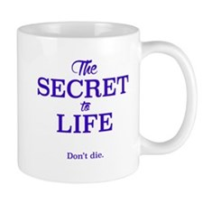 The Secret to Life Mugs
