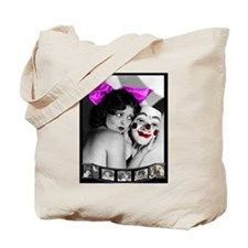 Clara Bow Just A Clown Tote Bag