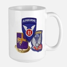 11th Abn Div/503rd Rock Mugs