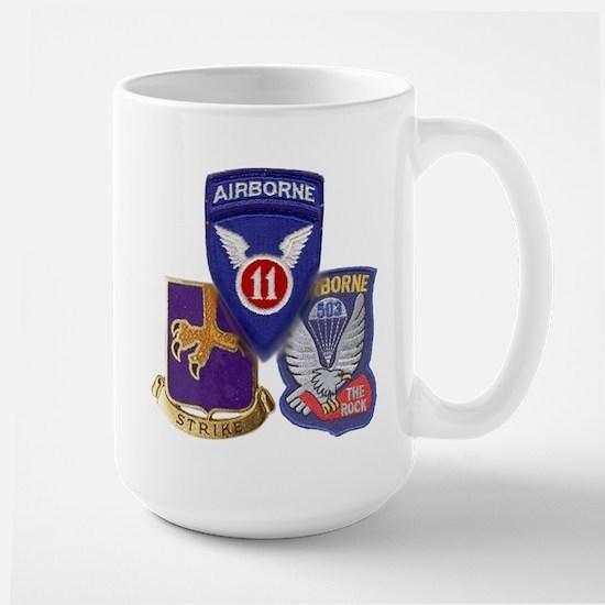 11th Abn Div/503rd Rock Mugs